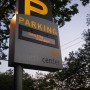 Parking Message Centre
