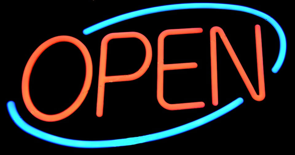 Neon and illuminated signs are a fantastic way to promote your business, whether you want to tell customers you're open or have a bright sign explaining what your business is all about.